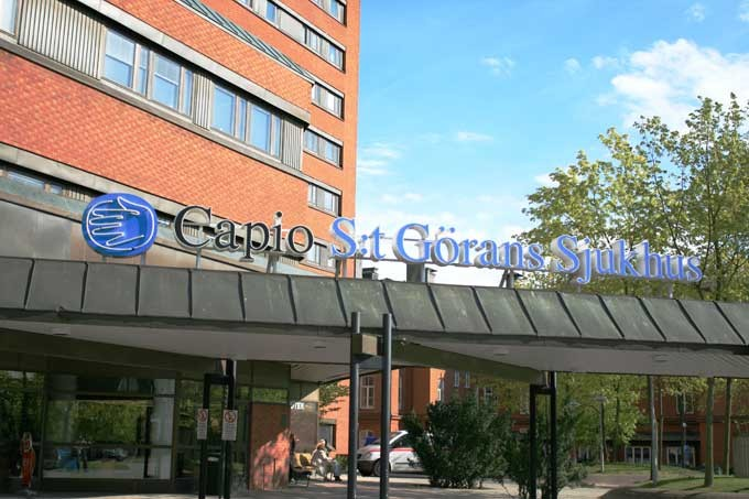 Image of S:t Görans hospital