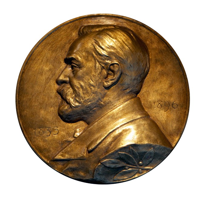 Image of Alfred Nobel